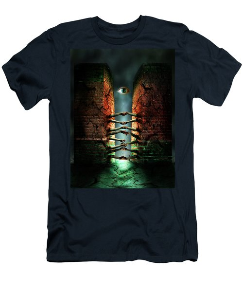 The Last Gate Men's T-Shirt (Athletic Fit)
