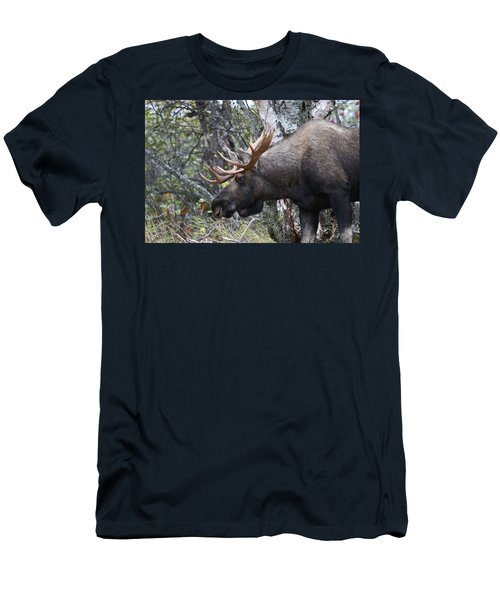Men's T-Shirt (Slim Fit) featuring the photograph Tired Eyes by Doug Lloyd