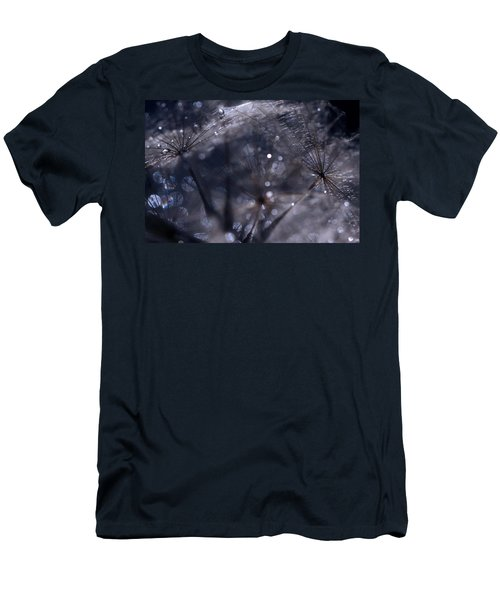 Men's T-Shirt (Slim Fit) featuring the photograph Nature's Trinkets by Marion Cullen