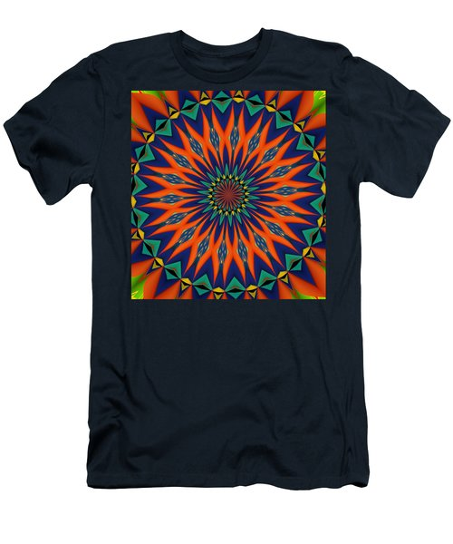 Men's T-Shirt (Slim Fit) featuring the digital art Tropical Punch by Alec Drake