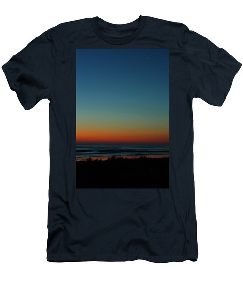 Venus And Atlantic Before Sunrise Men's T-Shirt (Athletic Fit)