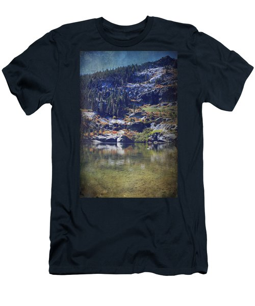 What Lies Before Me Men's T-Shirt (Athletic Fit)