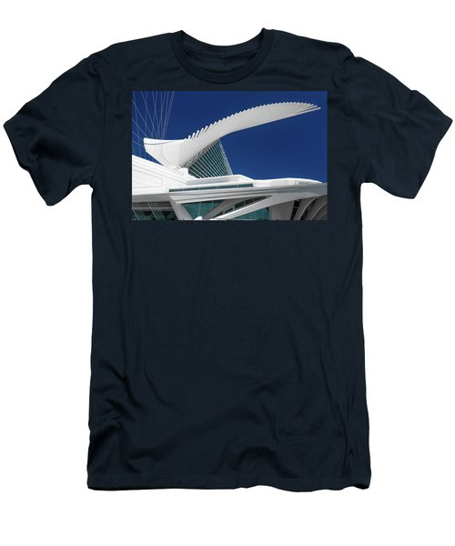 Wings Wide Open Men's T-Shirt (Athletic Fit)