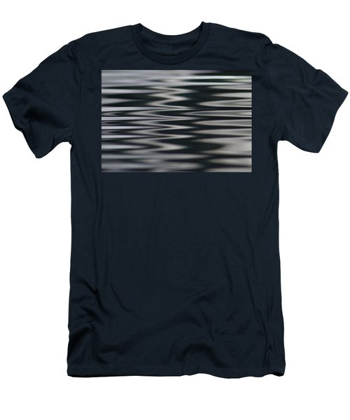 Zebra Waters Men's T-Shirt (Athletic Fit)