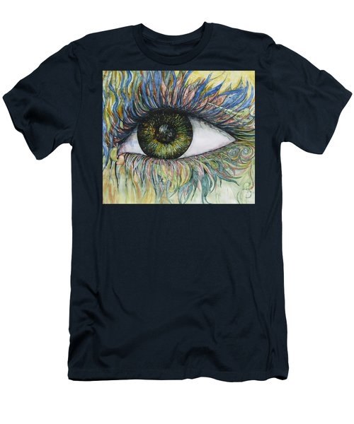 Eye For Details Men's T-Shirt (Athletic Fit)
