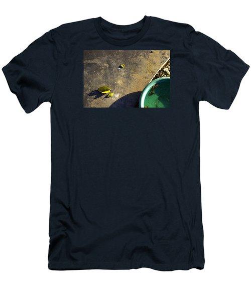 Three Is Family Men's T-Shirt (Slim Fit) by Prakash Ghai
