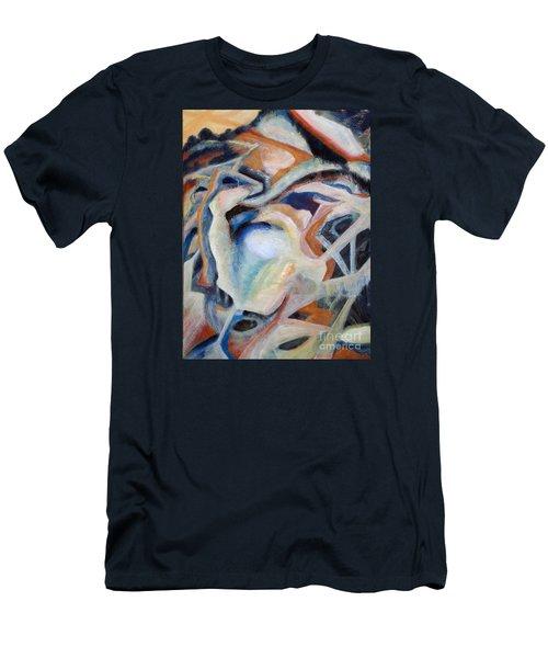 01317 Process Men's T-Shirt (Athletic Fit)