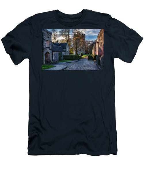 Men's T-Shirt (Athletic Fit) featuring the photograph Alloa Tower by Jeremy Lavender Photography