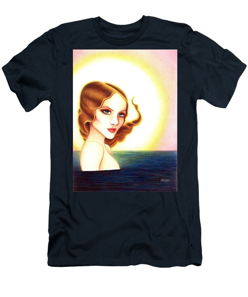 August Honey Men's T-Shirt (Athletic Fit)