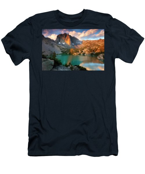 Backcountry Views Men's T-Shirt (Athletic Fit)
