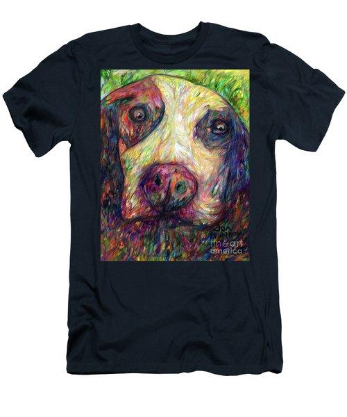 Belle  Men's T-Shirt (Athletic Fit)