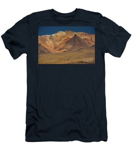 Men's T-Shirt (Slim Fit) featuring the photograph Bolivian Highland by Gabor Pozsgai