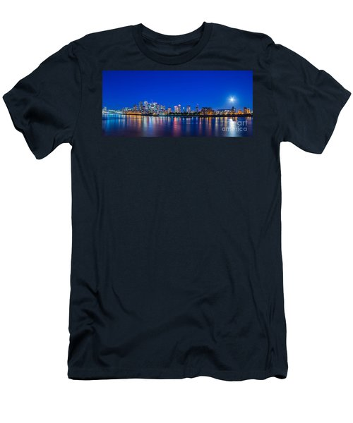 Canary Wharf 3 Men's T-Shirt (Athletic Fit)