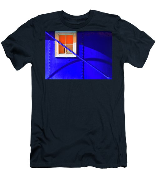 Men's T-Shirt (Slim Fit) featuring the photograph Chromatic by Wayne Sherriff