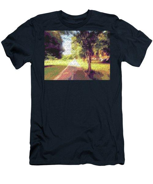 Contemporany Men's T-Shirt (Slim Fit) by Beto Machado