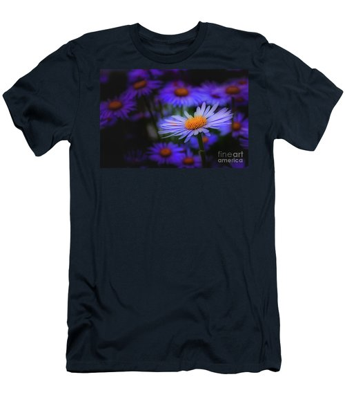 Daisy  Men's T-Shirt (Slim Fit) by Jim  Hatch