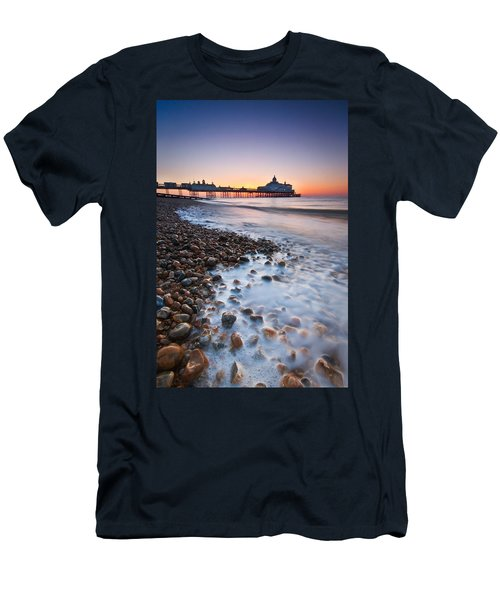 Eastbourne Sunrise Men's T-Shirt (Athletic Fit)
