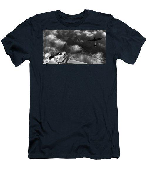 Evade Men's T-Shirt (Athletic Fit)