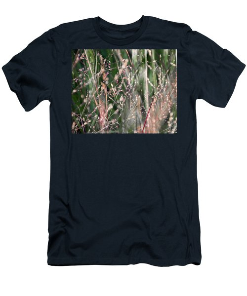Fairies In The Grass - Men's T-Shirt (Athletic Fit)