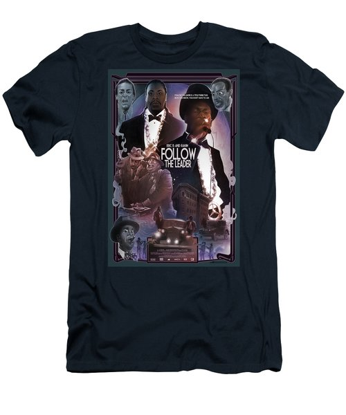 Follow The Leader 2 Men's T-Shirt (Athletic Fit)