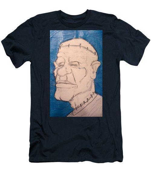 Frankenstein's Nephew's Orthodontist's Cousin Phil. Men's T-Shirt (Athletic Fit)