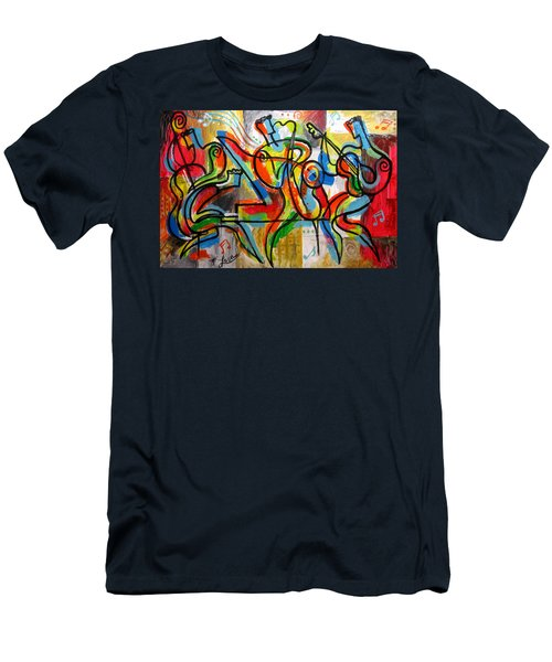 Free Jazz Men's T-Shirt (Athletic Fit)