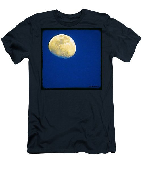 #goodnightmoon And Sweet #magical Men's T-Shirt (Athletic Fit)
