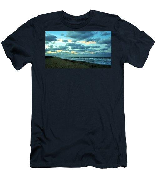 Hobe Sound, Fla Men's T-Shirt (Slim Fit) by John Wartman