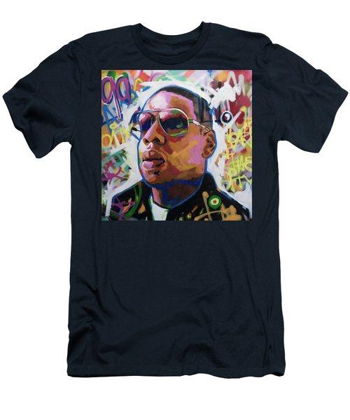 Jay Z Men's T-Shirt (Athletic Fit)