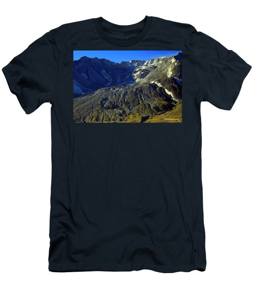 Mt. St. Helens Men's T-Shirt (Athletic Fit)