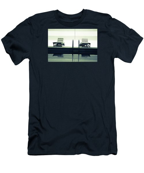 Men's T-Shirt (Slim Fit) featuring the photograph Remember The Day by Jez C Self