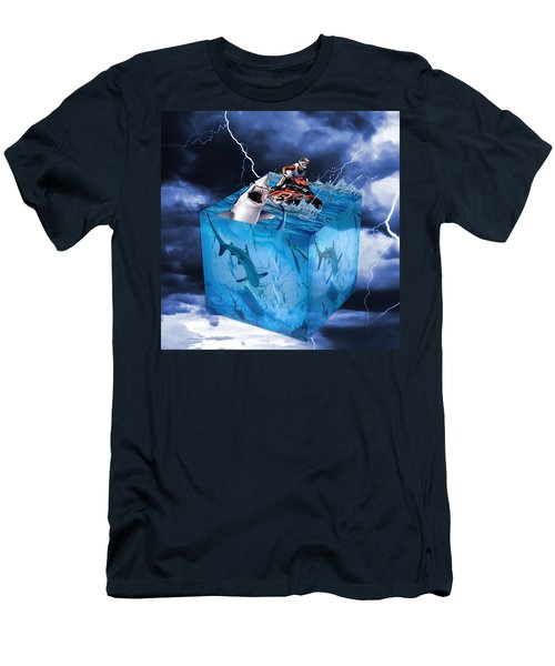 Shark Tank Men's T-Shirt (Athletic Fit)