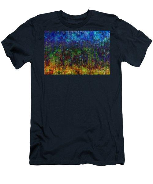 Spring Thunderstorm 2 Men's T-Shirt (Athletic Fit)