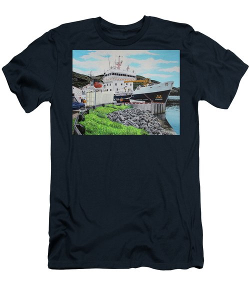 The Ranger Men's T-Shirt (Athletic Fit)