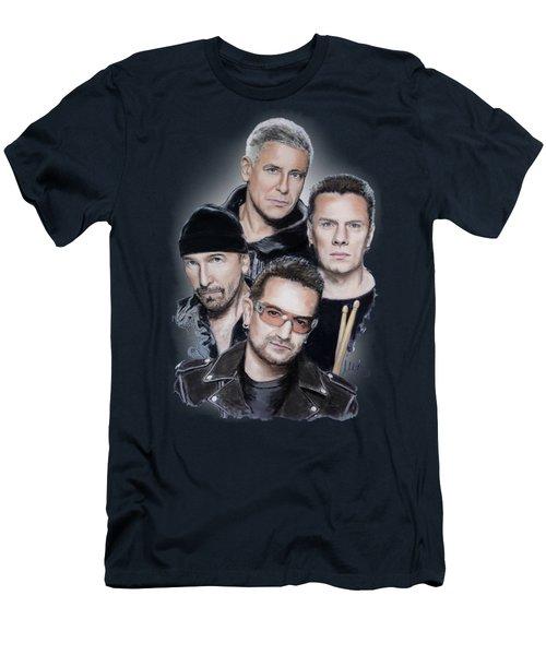 U2 Men's T-Shirt (Athletic Fit)