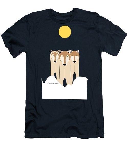 Wolves Men's T-Shirt (Athletic Fit)