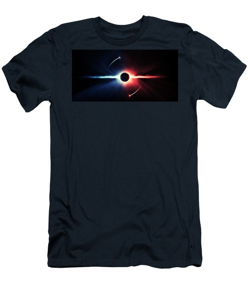 Sci Fi Men's T-Shirt (Athletic Fit)