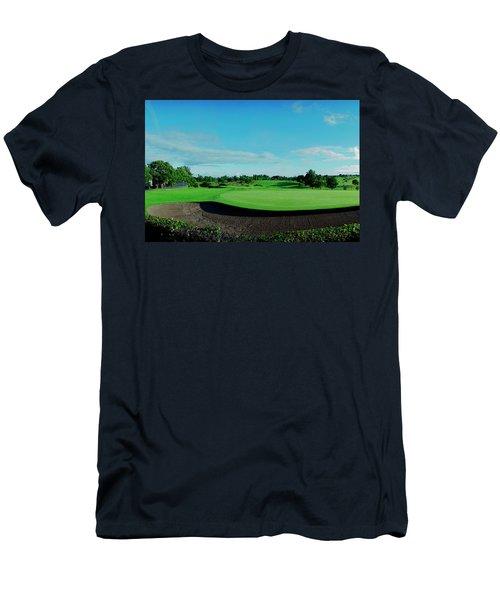 18th Bunker Men's T-Shirt (Slim Fit) by Jan W Faul