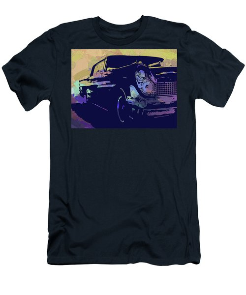 1959 Lincoln Continental Abs Men's T-Shirt (Athletic Fit)