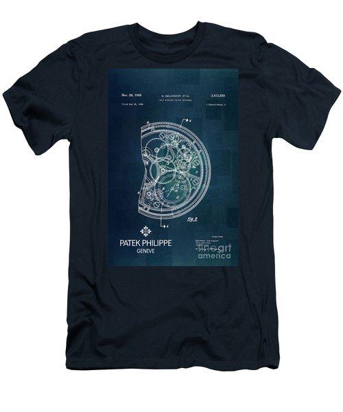 1968 Patek Philippe Patent 1 Men's T-Shirt (Athletic Fit)