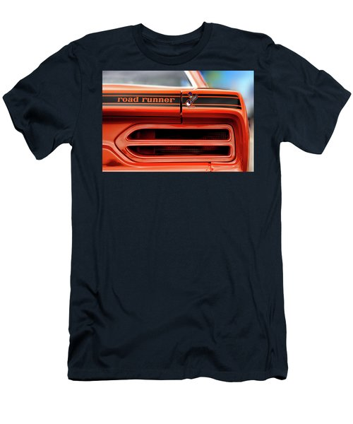 1970 Plymouth Road Runner - Vitamin C Orange Men's T-Shirt (Athletic Fit)