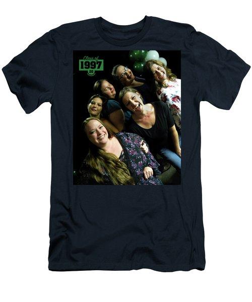 1997 Class Reunion Group 1 Men's T-Shirt (Athletic Fit)