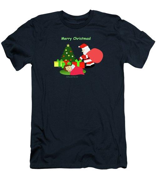 Christmas #2 Men's T-Shirt (Athletic Fit)