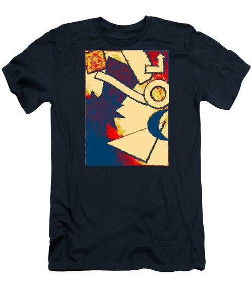 Funky Fanfare Men's T-Shirt (Athletic Fit)