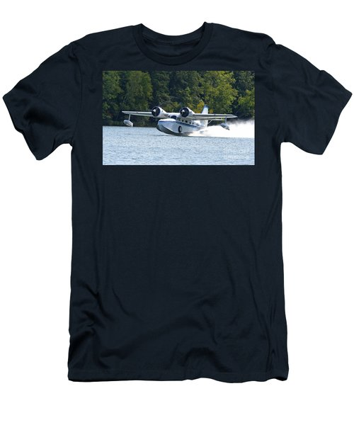 Picking Up Speed Men's T-Shirt (Athletic Fit)