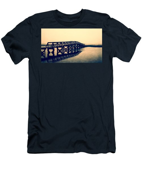 Sandwich Boardwalk Men's T-Shirt (Athletic Fit)