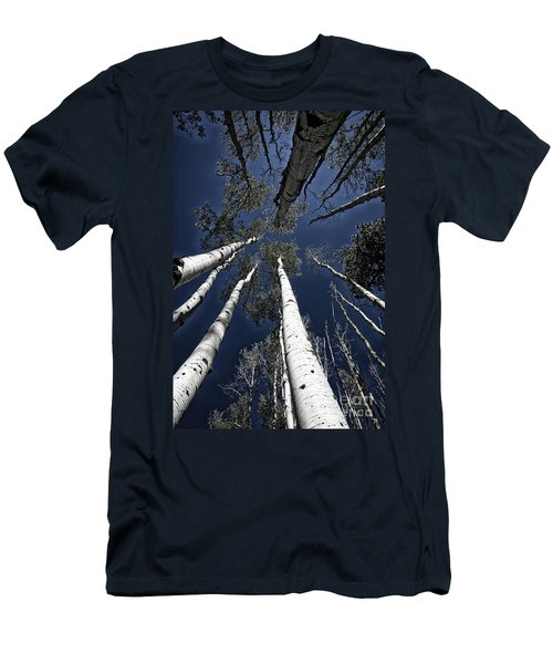Towering Aspens Men's T-Shirt (Athletic Fit)