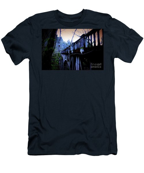 Bridge Men's T-Shirt (Athletic Fit)
