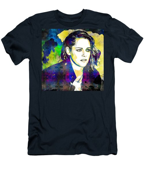 Kristen Stewart Men's T-Shirt (Athletic Fit)