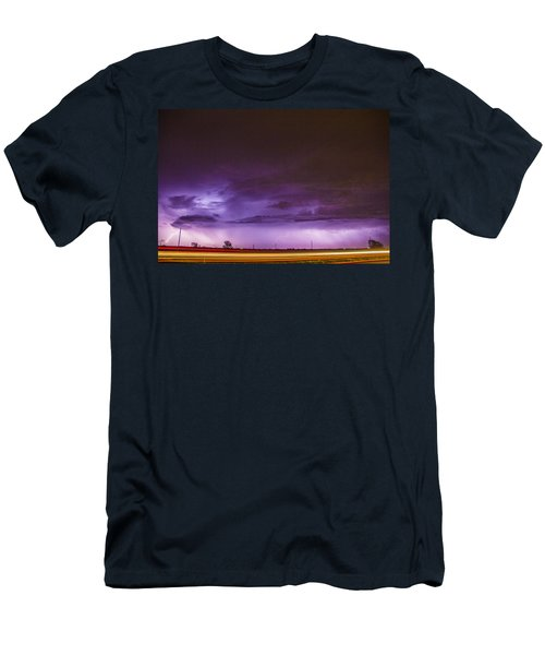 6th Storm Chase 2015 Men's T-Shirt (Athletic Fit)